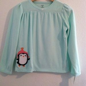 Carter's Pajama Fleece Top